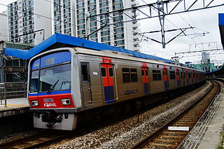 Seoul Subway Line 1 Subway line in Seoul, South Korea