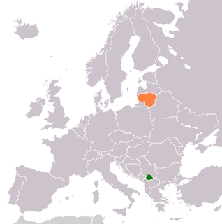 Kosovo–Lithuania relations Diplomatic relations between Kosovo and the Republic of Lithuania