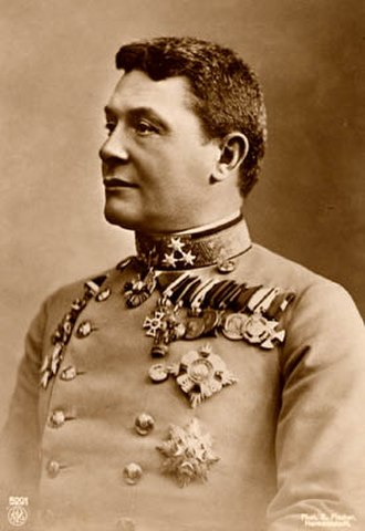 Hermann Kövess von Kövessháza - Hermann Kövess von Kövessháza