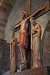 Kreuzigungsgruppe 13. Jh. Stiftskirche Innichen-5.jpg
