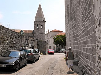 Krk (town) - Image: Krk city 1