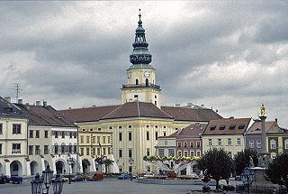 Кромержиж,  Zlínský, Чешская Республика