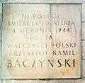 Krzysztof Baczynski-miejsce smierci.jpg