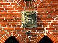 Krzywe Koło, kościół fil. p.w. Znalezienia Krzyża Św., herb Gdańska.jpg