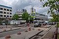 Kuĺman Street (Minsk, Belarus) — Вуліца Кульман (Мінск, Беларусь) — Улица Кульман (Минск, Беларусь) - p07.jpg