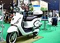 Kumpan Elektromotorroller Model 1954 – CeBIT 2016 01.jpg