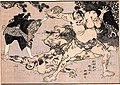 Kuniyoshi Utagawa, Heroes of china and Japan 2.jpg