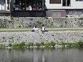 Kyoto river (27805481029).jpg