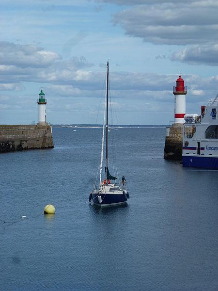 L'Île de Groix dans le Morbihan
