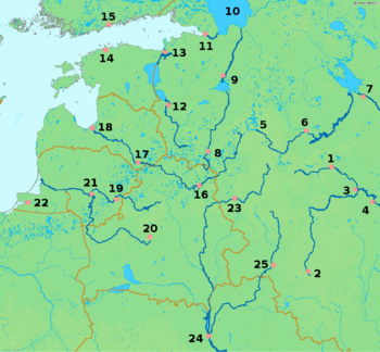 List of rivers of Russia - Wikipedia, the free encyclopedia