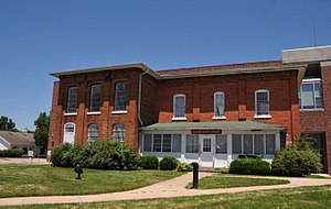 National Register of Historic Places listings in Laclede County, Missouri