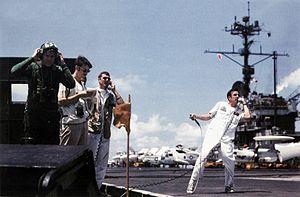 LSOs CVW-2 on USS Ranger (CV-61) 1976.jpg