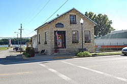 The Slaten-LaMarsh House, Downtown Grafton