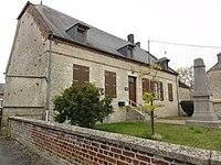 La Ville-aux-Bois-lès-Dizy (Aisne) mairie.JPG