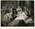 """La revolución religiosa, 1880 """"Últimos momentos de Calvino"""". (4133283856).jpg"""