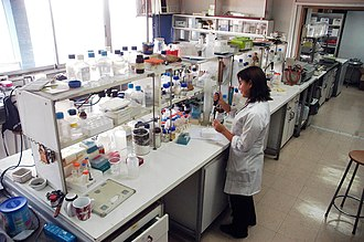 University of Chile - Chemistry laboratory