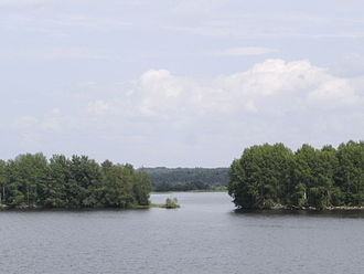 Vodla River - Lake Onega