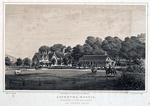 Stephen William Shaw - Shaw's 1857 print
