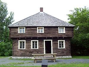 Lacolle, Quebec - Lacolle Mills Blockhouse