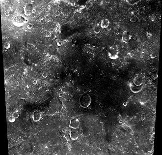 Lacus Excellentiae - Clementine mosaic