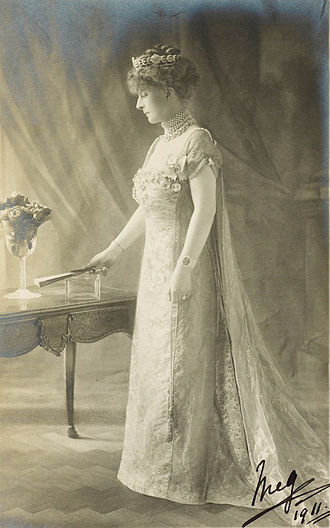 Margaret Cambridge, Marchioness of Cambridge - Image: Lady Margaret Evelyn Cambridge