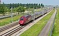 Lage Zwaluwe Thalys 4322 naar Paris Nord (voorzijde) (9178635118).jpg