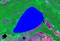 Laguna Nuevo Mundo Bolivia Satelital map 64.27833W 15.png