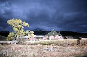 Lamar Buffalo Ranch