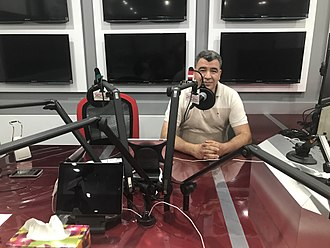 Media of Algeria - Lamine Foura, radio journalist and founder of Medias Maghreb in Quebec