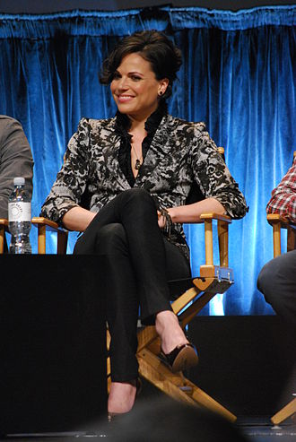 Lana Parrilla - Parrilla in March 2012