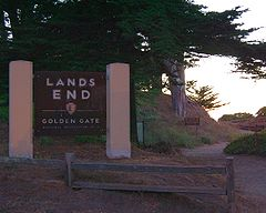 Lands End, San Francisco