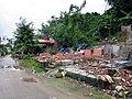 Landslide in Ka Lawt village, Chaungzon Township.jpg