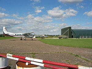 Langar, Nottinghamshire - Langar Airfield