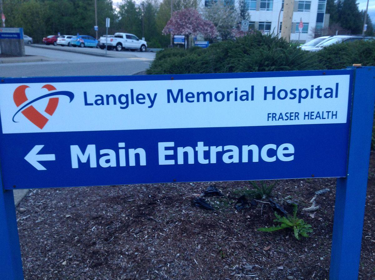 Medicare >> Langley Memorial Hospital - Wikipedia