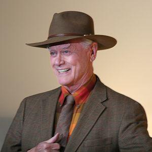 Deutsch: Larry Martin Hagman wurde am 21. Sept...