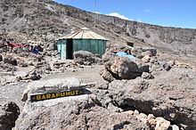 Lascar The inhospitable Barafu camp, the goal of the fourth day (4464782140).jpg