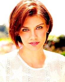 alt=Description de l'image Lauren_Cohan_2,_2012.jpg.
