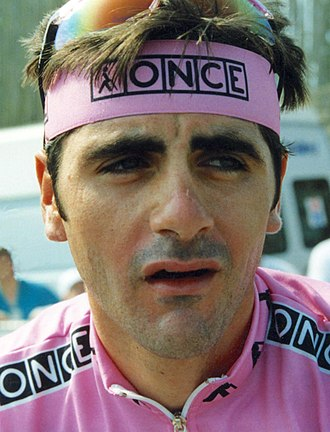 Laurent Jalabert - Jalabert at the 1993 Tour de France