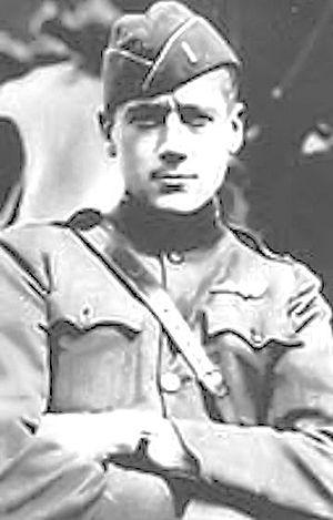 Lawrence Kingsley Callahan - Lawrence Kingsley Callahan, 1918