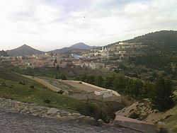 Lazharia en 2006, Wilaya de Tissemsilt (Algérie).jpg