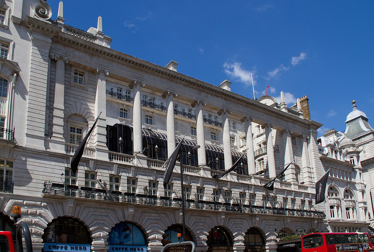 Hotels In Piccadilly Circus London Uk