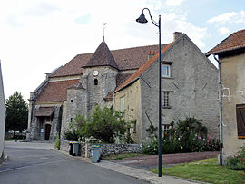 The church of Our Lady of the Assumption, in Le Plessis-Gassot
