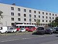Learner driver's trolleybus, Róna Hotel, 2020 Zugló.jpg
