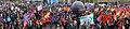 Leeds public sector pensions strike in November 2011.jpg