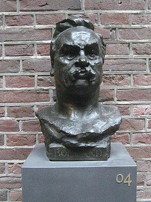 Gerard Bolland - Büst of Bolland by Albert Termote (Leiden University)