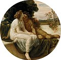 Leighton, Frederic - Acme and Septimius - c. 1868.jpg