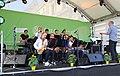 Leipzig 100 Deutscher Katholikentag Big Band Gymnasium St Mauritz Muenster 03.JPG