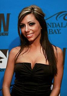 Lela Star American pornographic actress