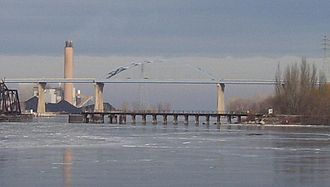 Leo Frigo Memorial Bridge - The Leo Frigo Memorial Bridge