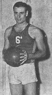 Leo Mogus American basketball player